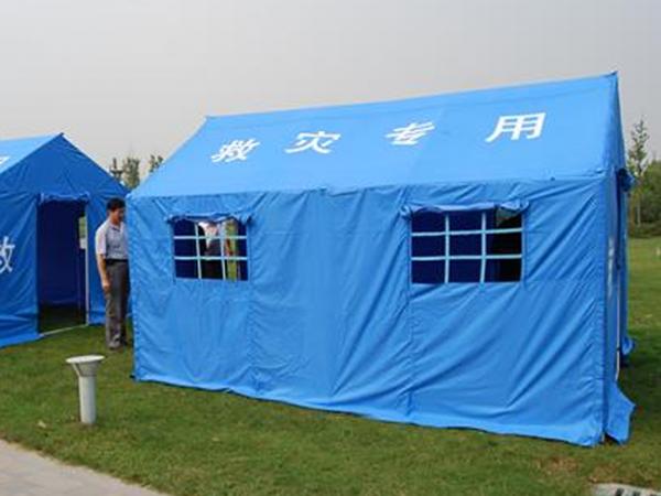 滨州救灾帐篷